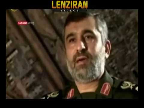New video of  decoded films found in US Drone UAV RQ 7 released by Revolutionary Guard