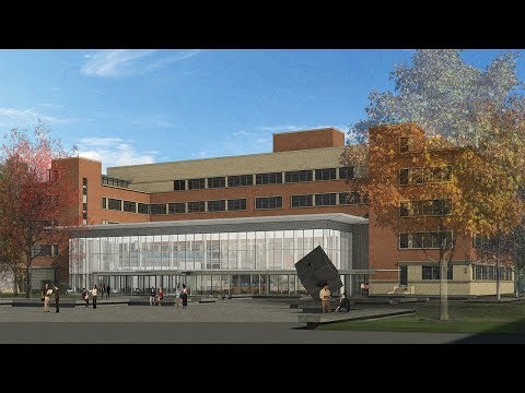 The New LSA Building Addition