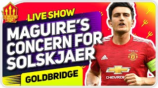Harry Maguire Out! Poch Job Demands! Man United News Now