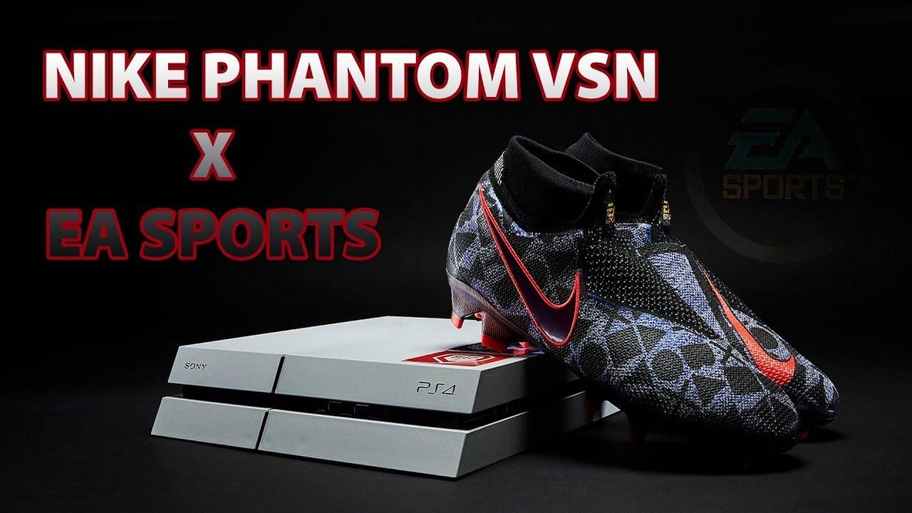 4d2c1d7fb3b2 UNBOXING | EA SPORTS x Phantom VSN | R-GOL.com - YouTube