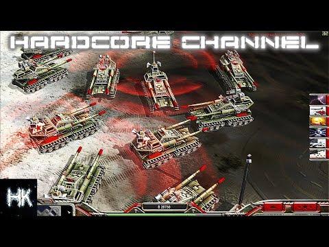 Command & Conquer Generals: Zero Hour - FFA - Токсичная броня