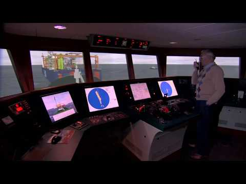 IMPaC-Offshore LNG Transfer System-MPLS20_Simulator