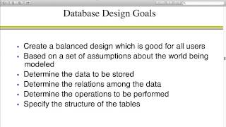Oracle Database - Lecture 3