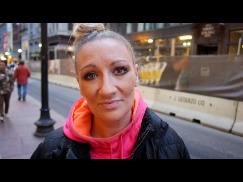 Boston Homeless Woman Shares On How Hard It Is To Stay Sober