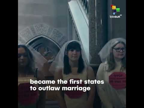 Just a reminder > Child Marriage Still Legal In The U.S.