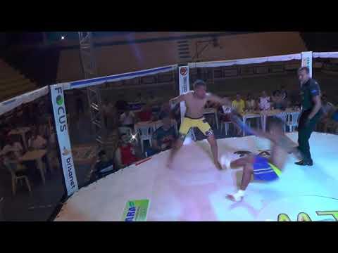 LIMO FIGHT CHAMPIONSHIP 20 - FABRICIO NUNES VS GOKU