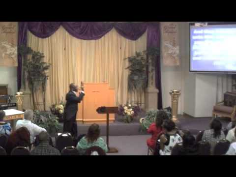 BISHOP A.E. MATTHEWS - Master Level Faith Pt 3