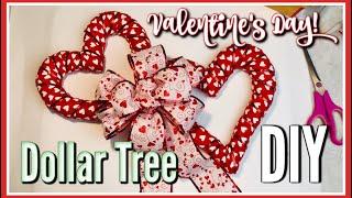 VALENTINE'S DAY DIY ❤️ | DOLLAR TREE | Country Girl