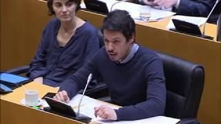 Segundo González en la Comisión de Economía, Industria y Competitividad el 26 de Febrero