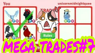 Neon And Mega Neon Pets Trading Proofs In Adopt Me Trading