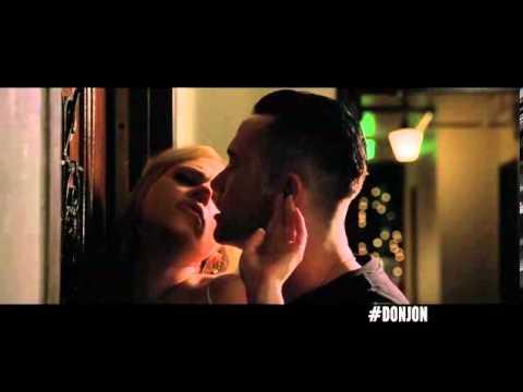 Scarlett Joseph Gordon Levitt In Ew Don Jon Teaser