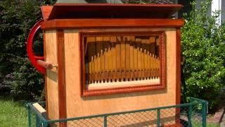 My Blue Heaven on the Street Organ