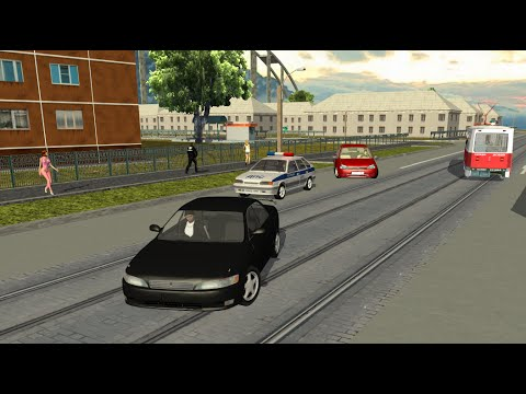 Criminal Russia 3D.Gangsta way Android Gameplay