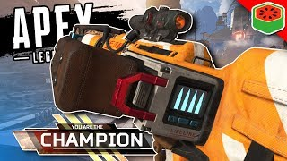 The Kraber Is INSANELY STRONG!   Apex Legends