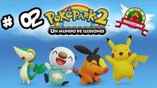 pokpark 2 un mundo de ilusiones parte 2 en busca de piplup y los culpables
