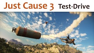 🎮 Just Cause 3 (Test-Drive)