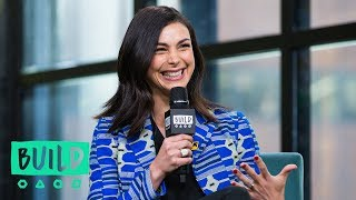 """How Morena Baccarin Felt Marrying Real-Life Husband Ben McKenzie In The """"Gotham"""" S ..."""