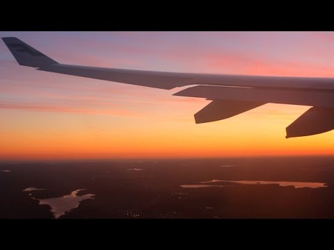 Finnair AY51 Helsinki - Beijing *Full Flight* [Airbus A330-3