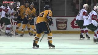 Nashville Predators Draft Pick Samuel Girard profile