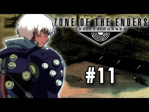 Zone of the Enders The 2nd Runner HD Edition [Part 11] [Destroy Aumaan, Battle Of Gods]