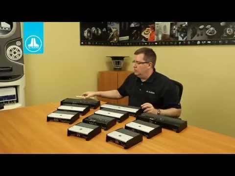 JL Audio XDv2 Amplifiers