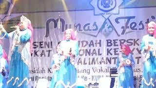 """LASQI- Rebana Klasik """"Sujudku"""". Kalimantan Timur.  (National Competition)"""