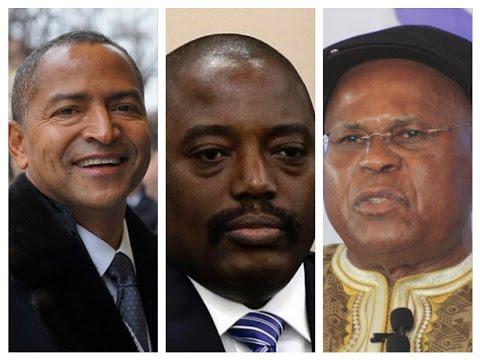 Hypocrisie Kabila téléphone les leaders du Rassemblement , katumbi est-il cousin de Donald Trump?