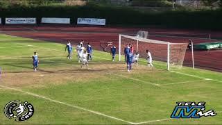 ECCELLENZA 2017-2018   SIDERNO-PAOLANA 2-0   IL VIDEO