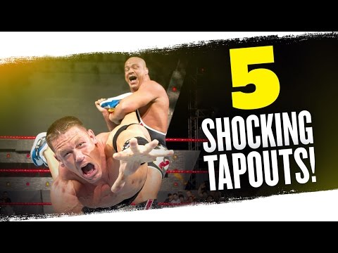 5 WWE Superstars You Won't Believe Tapped Out