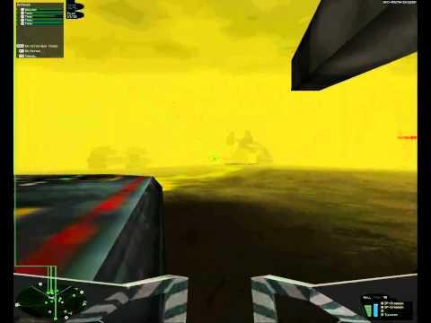 BattleZone 1 Playthrough - The Red Brigade - 01
