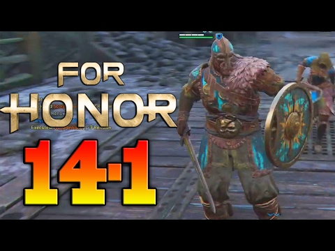 for honor how to kill the dogs viking boss
