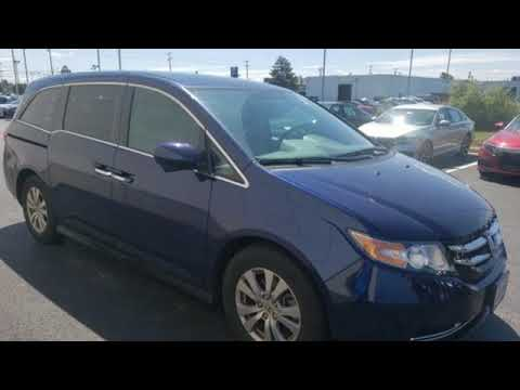 used-2016-honda-odyssey-bowling-green-oh-perrysburg,-oh-#19558a---sold