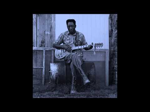 R.L. Burnside - Come on in (full album)