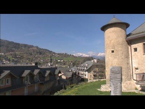 Vue d'ici : Saint Gervais