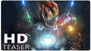 AVENGERS 4: ANNIHILATION Official Trailer Description (2019) Avengers 4 Leak, Superhero Movie HD