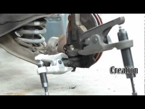 Handpaw Hydraulic Ball Joint Separator