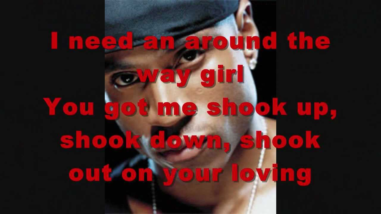 Marvin Gaye - All The Way Around Lyrics | MetroLyrics