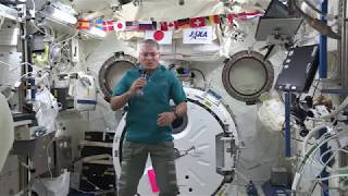 Engineers Week 2018 Message from International Space Station