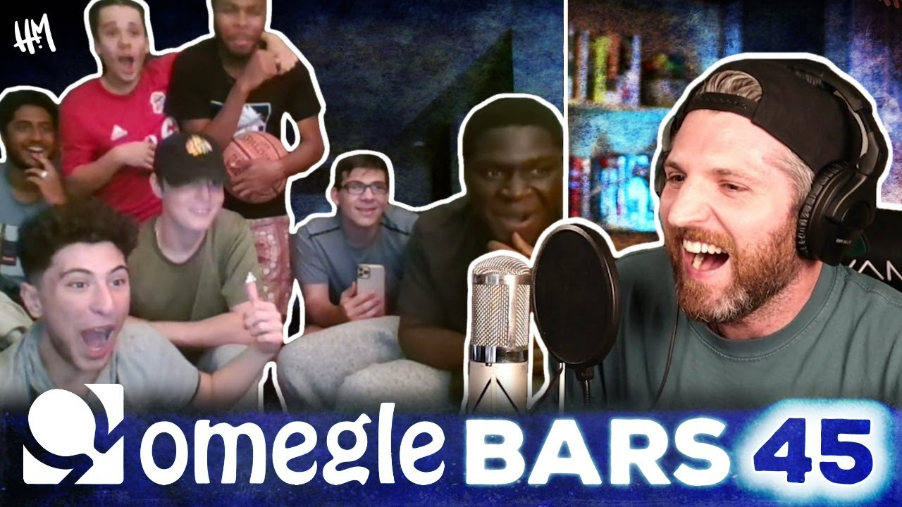Legendary Freestyles | Harry Mack Omegle Bars 45