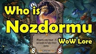 Who Is Nozdormu - Wow Lore