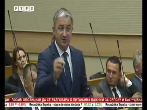 Narodna skupština odbila predloženi dnevni red o smjeni Vlade
