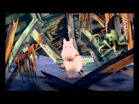 """""""Moomins and the Comet Chase"""" Trailer with Original Voices"""