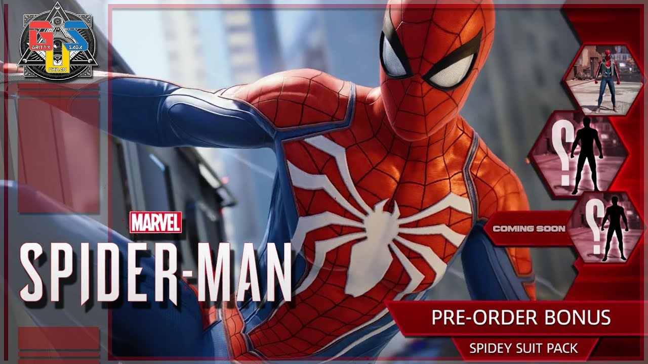 marvel's spider-man ps4 new gameplay trailer! spiderman ps4 release