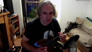 The Banshee (reel) on mandolin