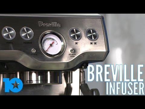 REVIEW: Breville Infuser Espresso Machine