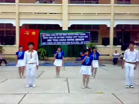 Hoi Trai 26-3-THPT THUAN HOA Part2