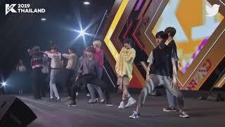 190929 X1 Random Dance (NCT,WANNA ONE, EXO,X1) @Red Carpet KCON 2019 THAILAND
