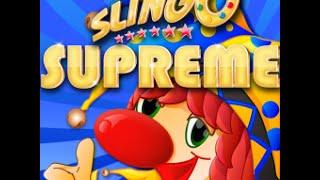 Slingo Supreme - Part 1