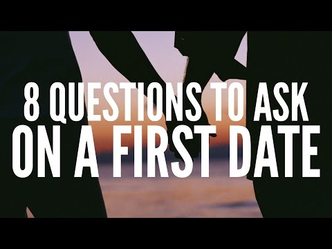 Thumbnail: 8 First Date Questions