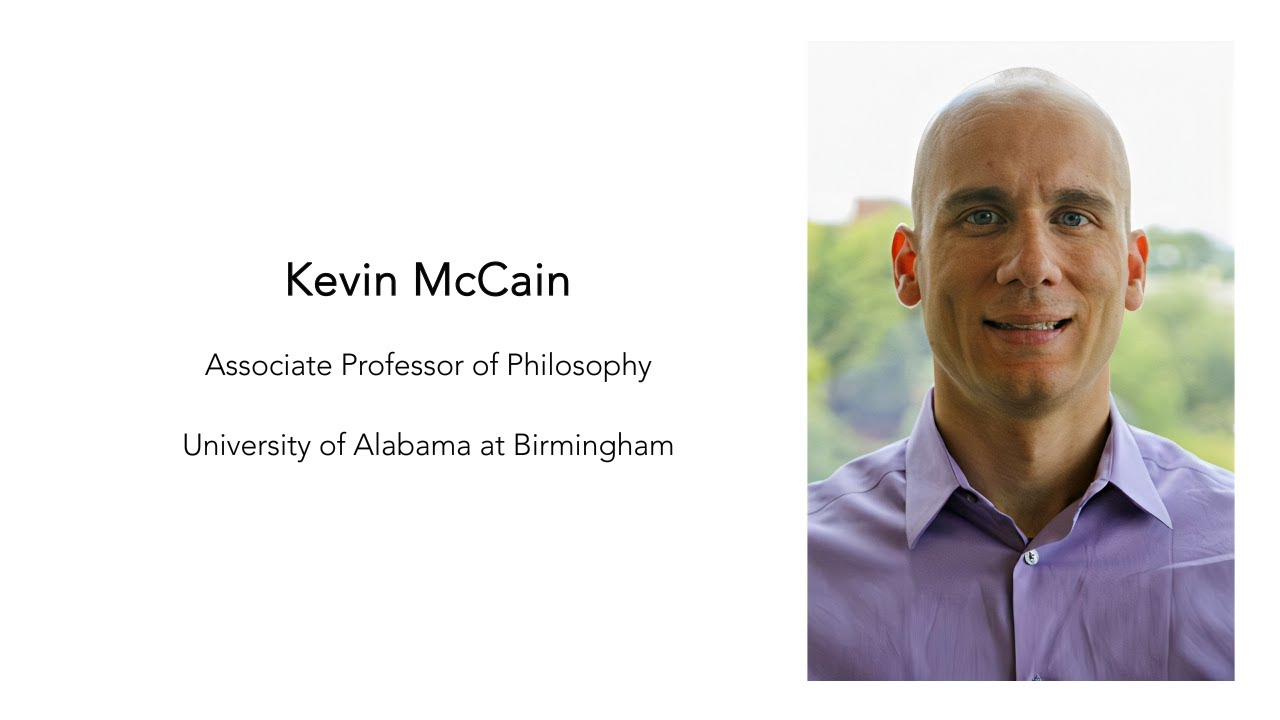 Episode 9 - Kevin McCain - Uncertainty and Reasoning during the Pandemic